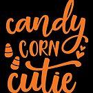 Candy Corn Cutie by wantneedlove