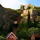 East Hill Funicular Railway - Hastings by missmoneypenny