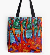 Red River Gums Tote Bag