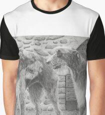Irish wolfhound Graphic T-Shirt