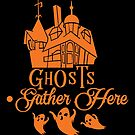 Ghosts Gather Here by wantneedlove