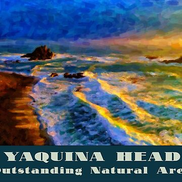 Yaquina Head Outstanding Natural Area by chkmtn