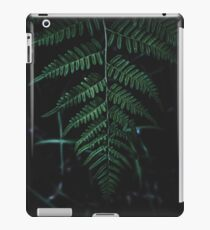 Leaf in the dark iPad Case/Skin