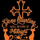 Gone Haunting Will Return at Midnight by wantneedlove
