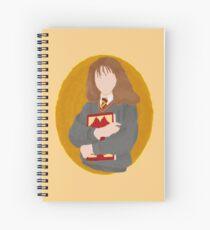 Hermione design Spiral Notebook