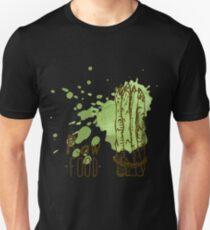 hand drawn vintage illustration of asparagus T-Shirt