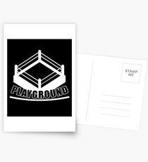 Boxing Boxing Ring T-Shirt & Gift Idea Postcards