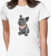 Parlez-vous frenchie Fitted T-Shirt