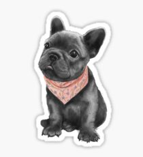 Parlez-vous frenchie Sticker