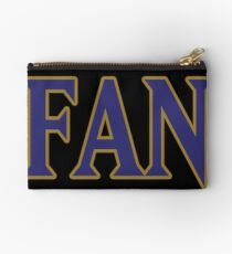 Baltimore LYFE Football SUPER FAN!!! Studio Pouch