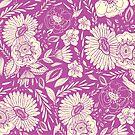Pretty in purple  by Rose Halsey