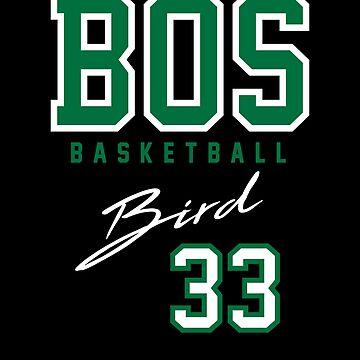 Boston Bird Basketball  by BonafideIcon