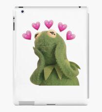 Kermit Meme iPad Case/Skin