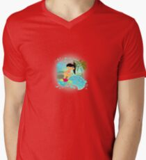 TropoGirl - In the Blue Wave T-Shirt