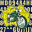 Motorcycle Burst by AFKnott