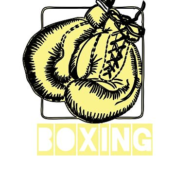 Boxing Tee & Gift by larry01
