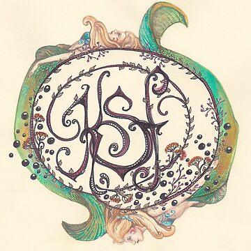 Katie Scarlett Faile Art Logo by KATIESFAILE