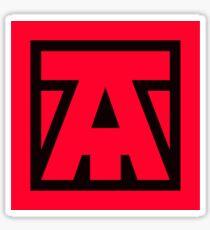 Team Avenue - Red Sticker