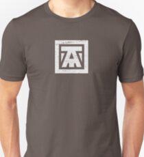Team Avenue - Faded White Unisex T-Shirt