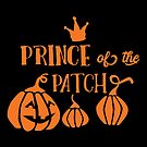 Halloween T-Shirts & Gifts: Prince of The Patch by wantneedlove