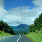 Road To The Mountains by James Brotherton