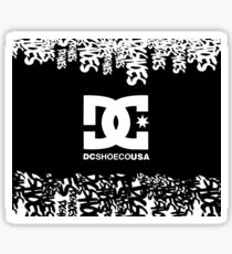 Dc Shoes Design Illustration Stickers Redbubble