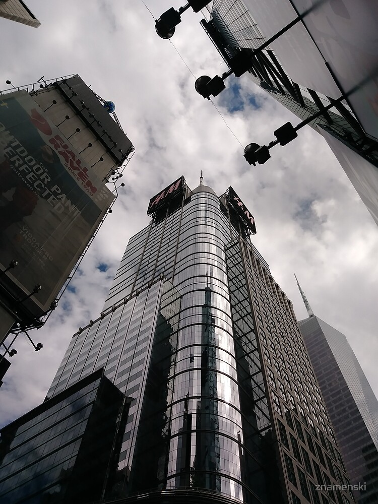 #Manhattan, #NewYork, #NewYorkCity, #buildings, #streets, #pedestrians, #people, #cars, #building, #architecture, #city, #skyscraper, #sky, #urban, #glass, #downtown, #tower, #skyline, #tall by znamenski