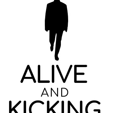 Alive and Kicking Fanart - C&A Music by ColorandArt-Lab