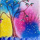 Magic Tree by FrancesArt