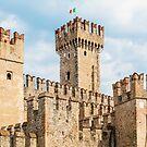 Sirmione Castle - Lake Garda by Chris Warham