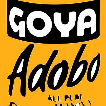 Goya Chicken Adobo by blackandnerdy