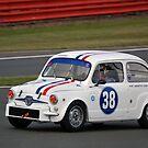 Fiat Abarth by Willie Jackson