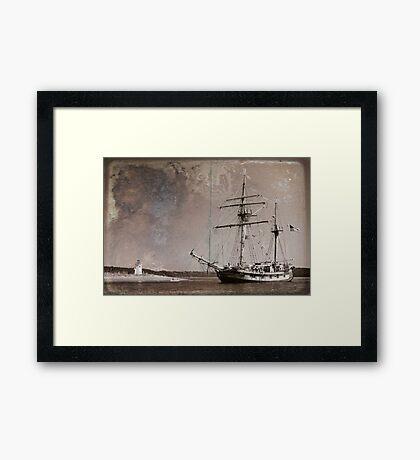 Vintage Images I Framed Print