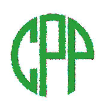 Cal Poly Pomona / CPP Monogram by carolineophoto