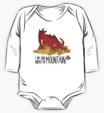 Cute under the mountain One Piece - Long Sleeve