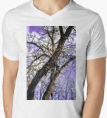 Branch Men's V-Neck T-Shirt