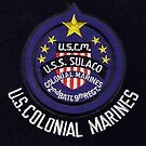 US Colonial Marines by Stephen Kane