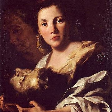 Salome and the head of S. John the Baptist by Gaspare Traversi by GPam
