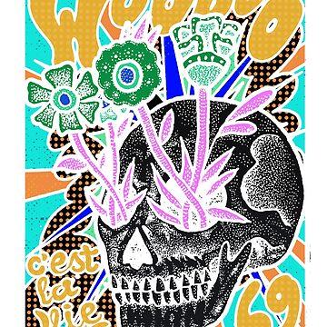 WOODOO #1800 69 by MUMtees