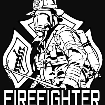 Firefighter - Cool design by Myriala