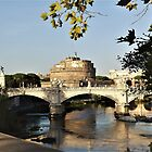 View Over The Tiber by Fara