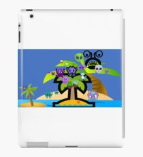 Alien Holiday continued 7 iPad Case/Skin
