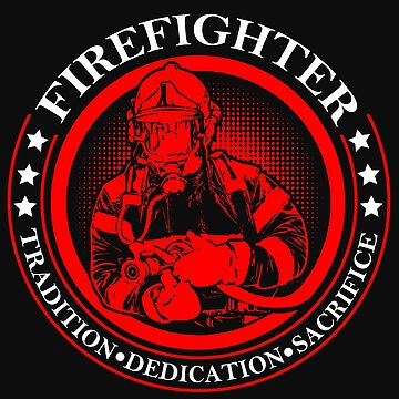 Firefighter - Tradition by Myriala