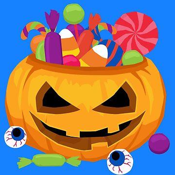 jack o lantern pumpkin by gossiprag