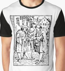 Dance of Death (Hans Holbein's) Graphic T-Shirt
