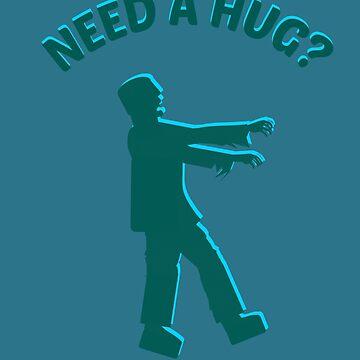 Need a hug? by miniverdesigns