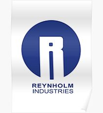Reynholm Industries Poster