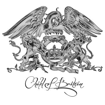 Child of Britain | British Roots | English Pride by PureCreations