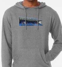 The Fratton End, Fratton Park Lightweight Hoodie