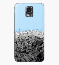 Persona 5 Cityscape Daytime Case/Skin for Samsung Galaxy